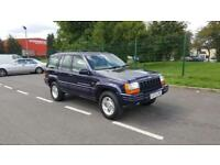 1999 Jeep Grand Cherokee 4.0 Limited Station Wagon 4x4 5dr