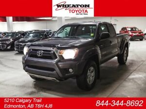 2015 Toyota Tacoma Winter Tires Included, Remote Starter, Touch