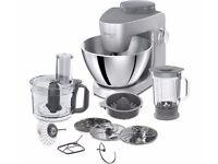 BRAND NEW KENWOOD MULTIONE STAND MIXER WITH ATTACHMENTS