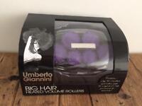 Big hair rollere
