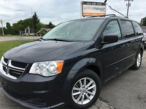 2014 Dodge Grand Caravan SE/SXT DVD! Loaded w/ Backup Can and...