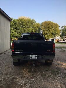 2006 gmc extended cab