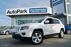 2016 Jeep Compass Sport/North HIGH ALTITUDE SUNROOF LEATHER
