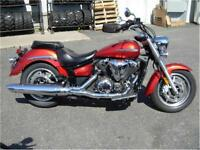 "2012 Yamaha Vstar 1300 ""Brand New"" Thunder Bay Ontario Preview"