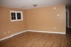 2 bedroom apt with attached garage