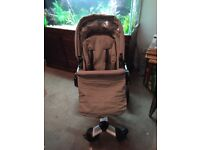 Concord neo/scout travel system