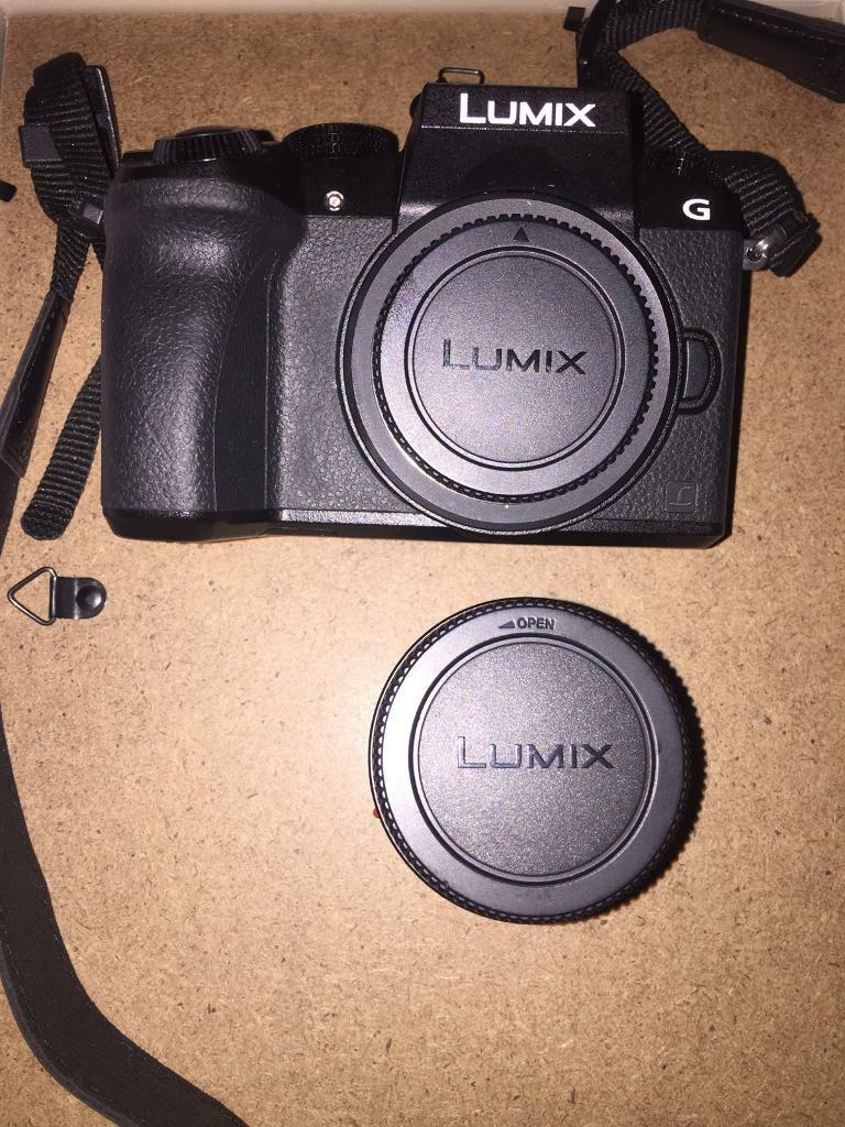 Panasonic G7 mirrorless not DSLR camera (will consider offers)