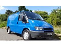 Ford Transit 2.0 TDCI Panel Van (SWB) 1 FORMER KEEPER, VERY TIDY VAN WITH ALMOST FULL HISTORY