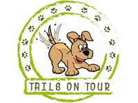 Tails on Tour Dog Walking and Animal Care