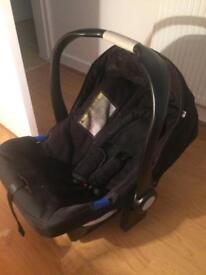 mothercare xpedior car set