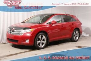 2012 Toyota Venza AWD 4X4 V6 (A6) CAMERA MAGS BLUETOOTH A/C