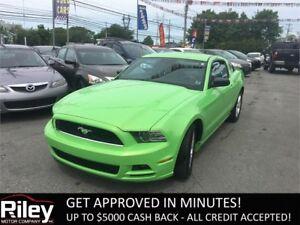 2014 Ford Mustang V6 STARTING AT $171.40 BI-WEEKLY