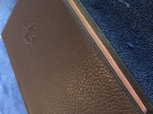 Schuyler NASB Personal Size Bible Calfskin - Brand New