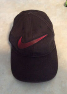 Nike ball caps (2). Size 4-7