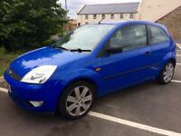 Ford Fiesta Zetec Upgraded Alloys Low Miles for year