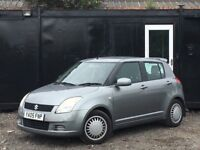 ★ 2005 SUZUKI SWIFT 1.3 GL + 5 DOOR + 85K MILES ★