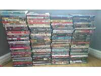 140 dvds for sale