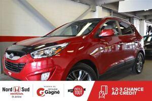 2014 Hyundai Tucson GLS*AWD*TOIT PANO*MAGS*TOUT ÉQUIPÉ*BAS KM!