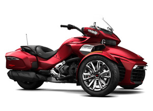 2016 Can Am Spyder F3-Ltd 1330 Triple (Red)