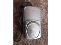 Olympus CAMEDIA 390 2.0MP Digital Camera - Silver
