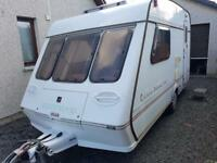 2000 Fleetwood Colchester balmoral 2/ berth 13 foot
