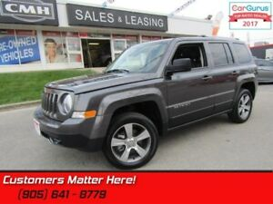 2016 Jeep Patriot Sport  4X4, HIGH ALTITUDE, LEATHER, ROOF, BLUE