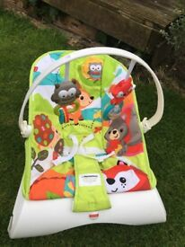 Fisherprce baby bouncing chair