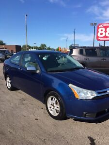 FORD FOCUS 2008 *coupe*