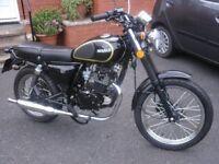 Herald classic 125cc 2016