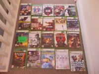 XBOX 360 WII DS PLAYSTATION 3 GAMES £1 EACH