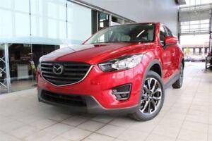 2016 Mazda CX-5 GT AWD TECH +  GPS + CUIR