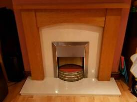 FULL ELECTRIC FIRE PLACE