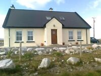 available from 29. August, DERRYREEL Cottage near Dunfanaghy in Donegal, Holiday Rental