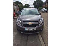 Chevrolet Orlando 7 Seats Automatic