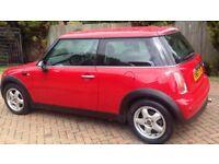 Mini Hatchback for sale only £1050