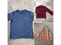 Boys Age 4-5 Bundle Ralph Lauren next and gap