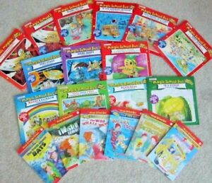 MAGIC SCHOOL BUS = Chapter books & More