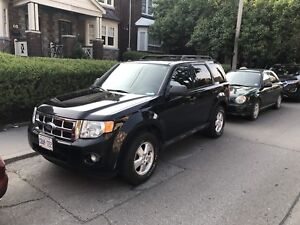 2010 Ford Escape -5 speed manual!