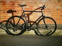 Fixed Gear Bike Lovely Ride + Receipt & I.D