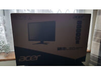 NEW Acer 21 Inch FullHD 1080p Energy Efficient Monitor