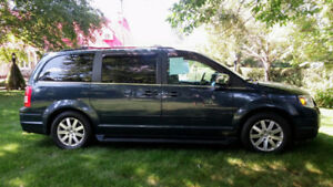 2008 Chrysler Town & Country Touring Fourgonnette, fourgon