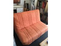 Comfy sofa-bed futon