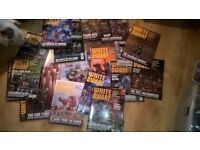 WHITE DWARF WEEKLY MAGAZINE BUNDLE ALL IN VERY GOOD CONDITION
