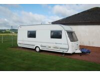 Coachman Genius 520/4 SE. 4 Berth Caravan. (Year 2000)