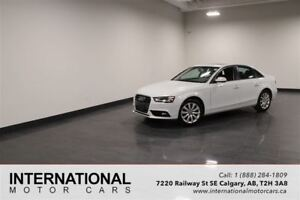 2013 Audi A4 BLOWOUT PRICING!!