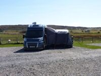 Super useful Kela II Tall Airbeam Driveaway Awning.Only used for about 3 hols of 2 wks in the UK