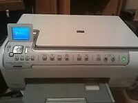 HP Photosmart C5180 ALL in One Printer Scanner and Copier