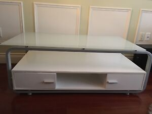 glass top table ikea style