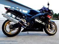 Suzuki gsxr 1000 ZK4 LTD edition