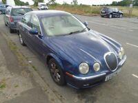 Jaguar S Type Petrol Automatic - Part exchange to clear